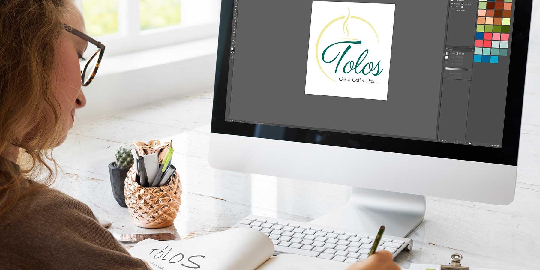 Logo design by expert logo designers.